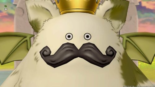 ドラクエ10ストーリー5.0魔族ジャディンの園モモリオン王