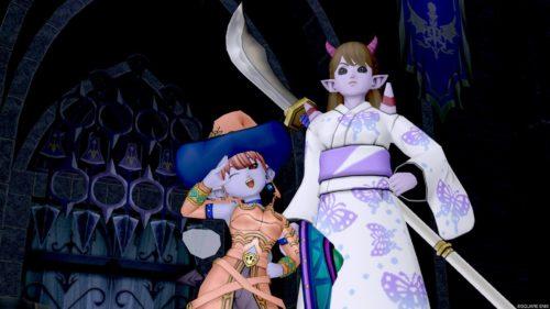 ドラクエ10のストーリー5.0魔界魔族