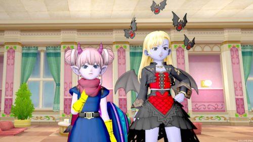 ドラクエ10のストーリー5.0魔界魔族見た目を変える美容院