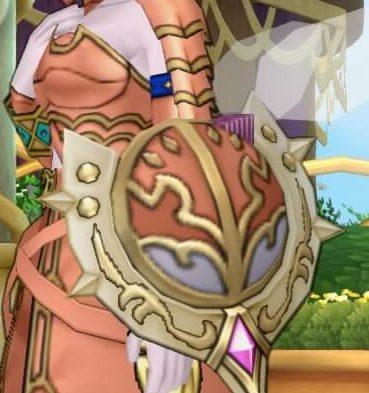 ドラクエ10武器と盾を錬金釜で染色カラーリングするブレスガーダー