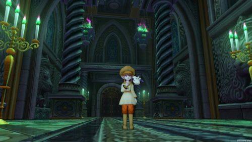 ストーリー5.1魔幻都市ゴーラ跡真魔幻宮殿