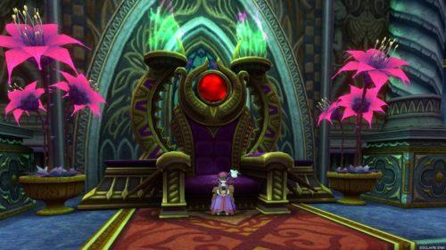 ストーリー5.1玉座魔幻都市ゴーラ跡真魔幻宮殿