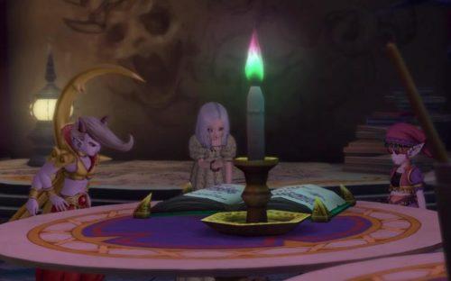 魔界ストーリー5.1魔幻園マデッサンスアトリエ