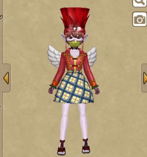 冒険者のおでかけ超便利ツールアプリ妖精のおでかけ姿見