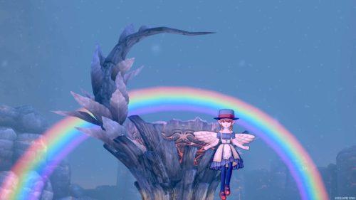 神聖秘文ヒエログリフ天かける七色の橋