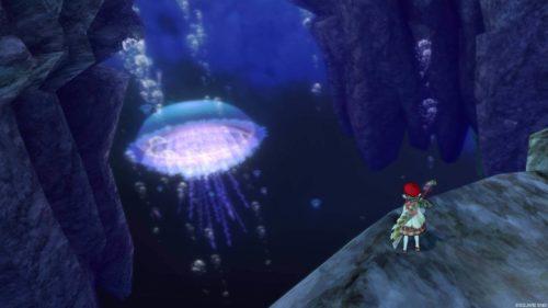 ヒエログリフ水底にたゆたうもの水の領界しんこうのたね