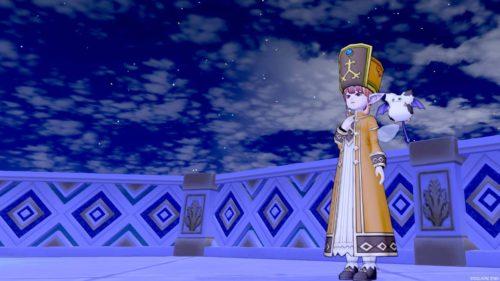 勇者姫の石カテドラルローブ