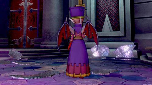 無課金ハロウィンドレア道化師の服上くすしのローブ聖者のぼうし