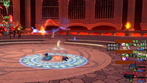 聖守護者サポ討伐スコルパイドさそりムチまも賢者僧侶モーモンキメラ