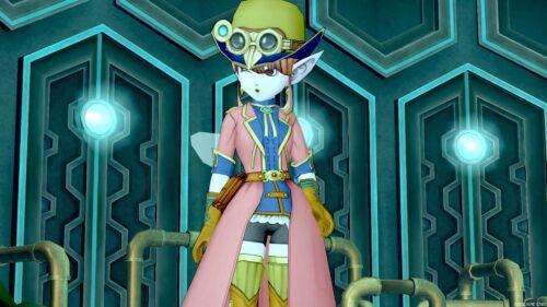 無課金ドレアジブリのコスプレラピュタのドーラマジカルスーツとウルタのコート下エル子